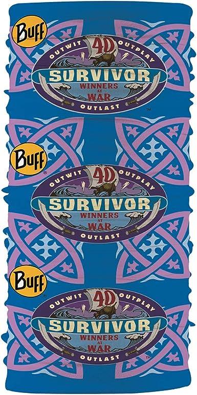 Survivor Season 40 Winners at War BUFF Headwear Sele Tribe