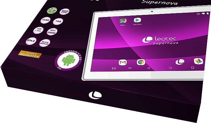 Leotec Supernova Qi16: Leotec: Amazon.es: Informática