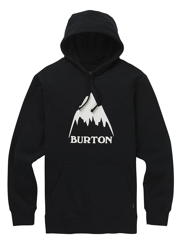 Burton Classic Mountain High, Felpa con Cappuccio Uomo 20389100001