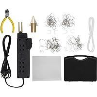 Kit de Reparación de Parachoques de Plástico para Coche Profesional, Kit de Reparación de Carrocería de Soldador de…