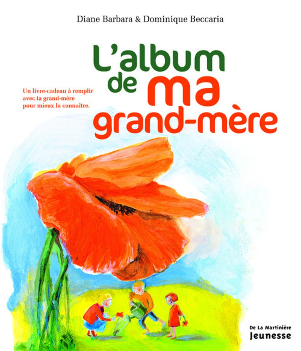 Bien-aimé Amazon.fr - L'Album de ma grand-mère - Diane Barbara, Dominique  TY81