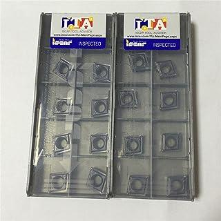 10Pcs Gaobey CNMG120412 UC5115 New Carbide Inserts