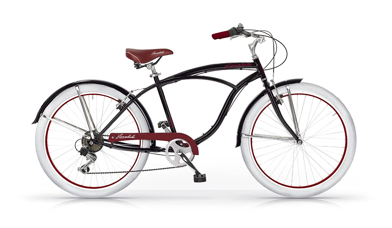 MBM HONOLULU MAN HOMBRE CRUISER CUSTOM 26 BICYCLE BIKE BICICLETA ...