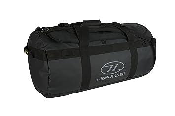 720f17fadc6 Highlander Lomond Tarpaulin Duffle Bag,  Amazon.co.uk  Sports   Outdoors