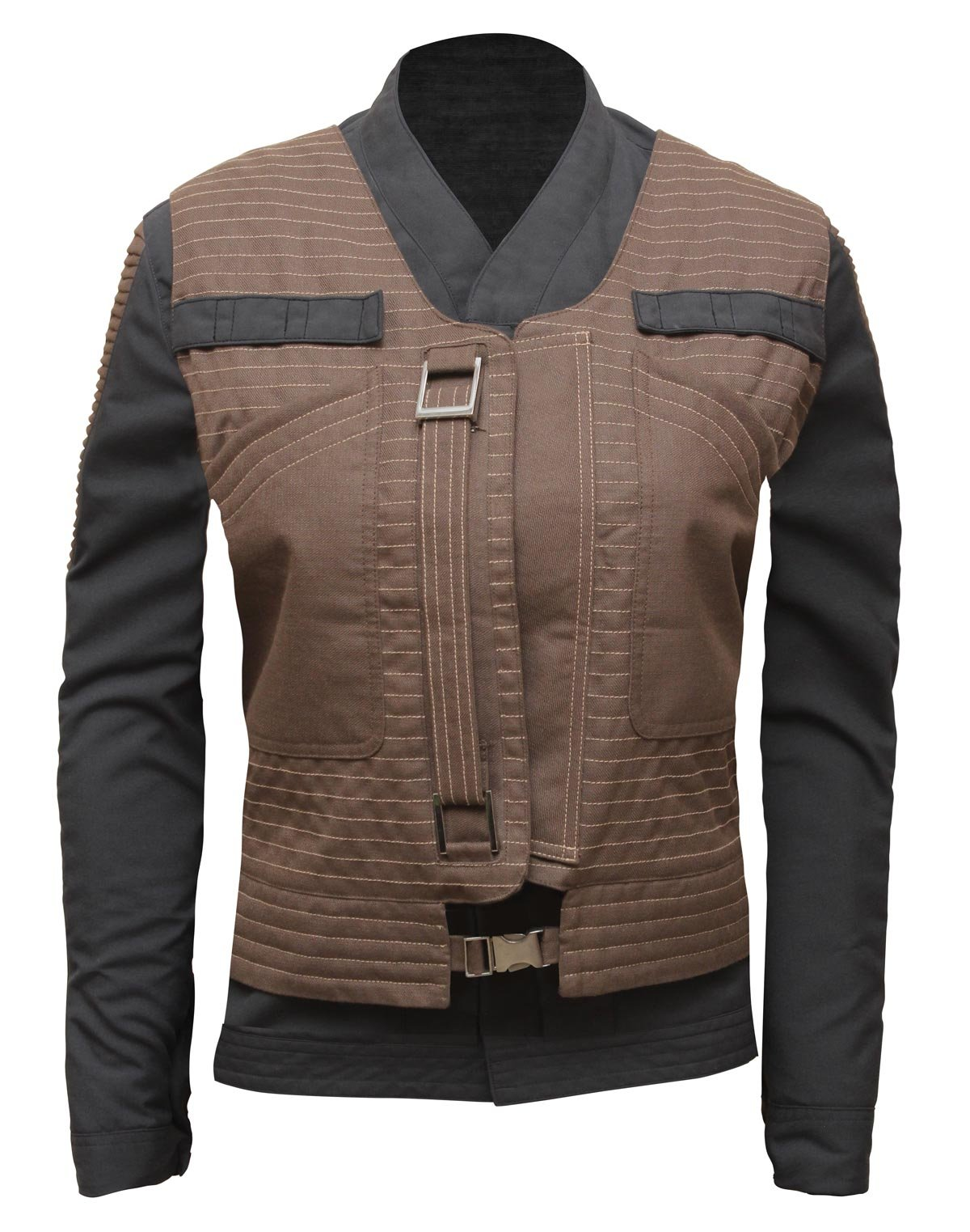 Star Wars Rogue One Jyn Erso Womens Jacket with Vest XL