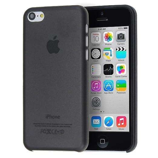 79 opinioni per doupi UltraSlim Case per iPhone 5C satinato fine piuma facile Mat semi