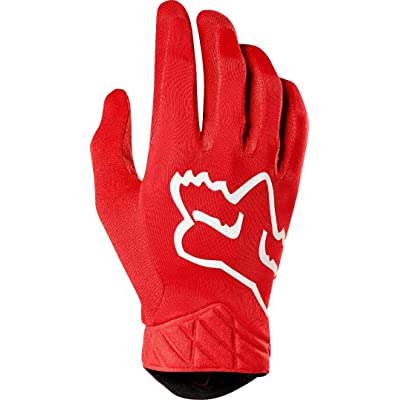 2020 Fox Racing Airline Gloves-Red-S: Automotive