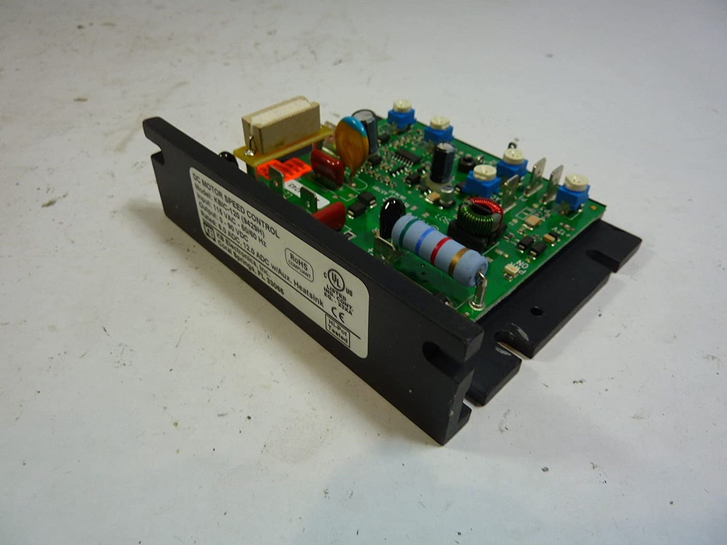 KBIC-120 (9429) DC Drives Chis on
