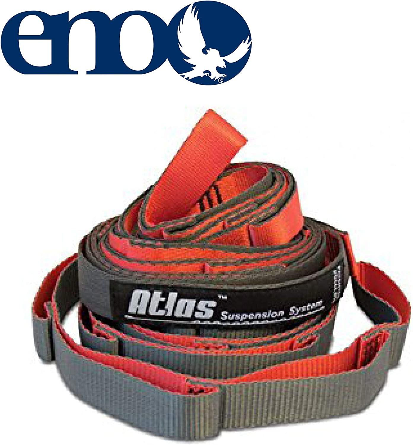 ENO – Eagles Nest Outfitters Atlas Chroma Hammock Straps, Suspension System