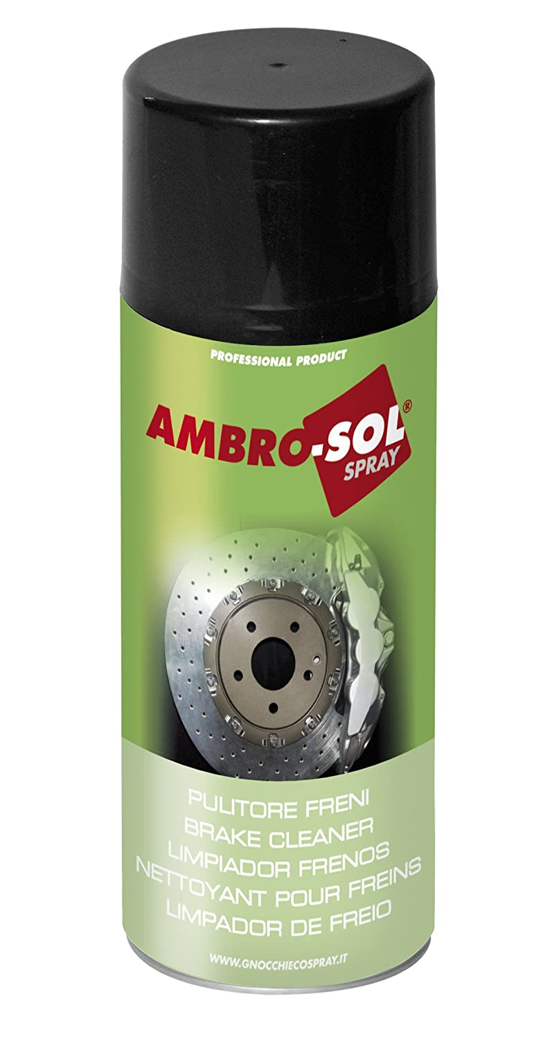 Ambro-Sol A462 Brake Cleaner Spray, Transparent