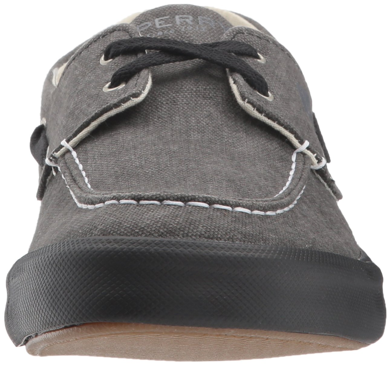 Sperry Top-Sider Bahama Noir II Boat 90) Washed Sperry Black, Chaussures  Bateau Homme Noir (Black 90) 05609dc c25c92dbc9dc