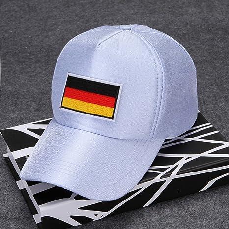 Wanson 2018 Copa del Mundo Alemania Bordado Ventiladores Gorra De Béisbol  FIFA Gorra De Béisbol Equipo 3f9958a0eed