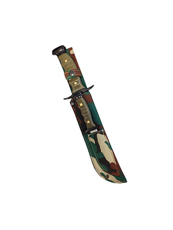 Amazon.com : Muela-7222-P Canguros Tactical Kangaroo Knife ...