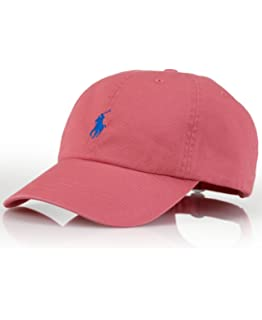 Polo Ralph Lauren Mens Chino Signature Ball Cap