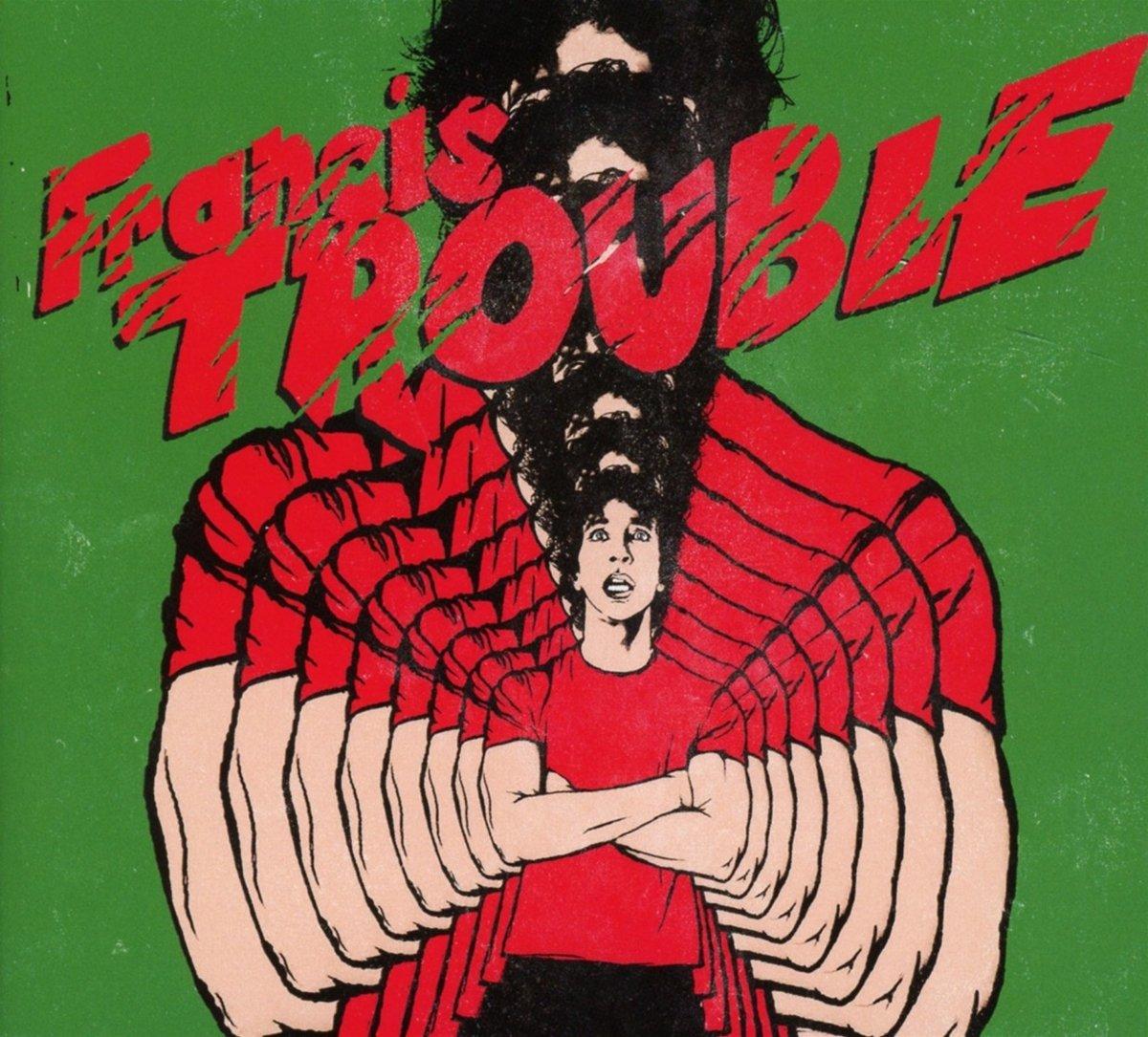 CD : Albert Hammond Jr - Francis Trouble (CD)