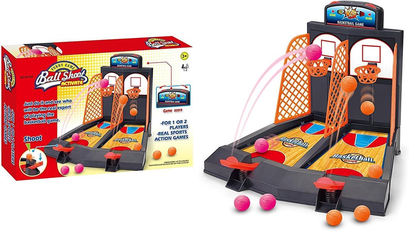 Neo- Juego de mesa Mini Basket (63788) , color/modelo surtido: Amazon.es: Juguetes y juegos