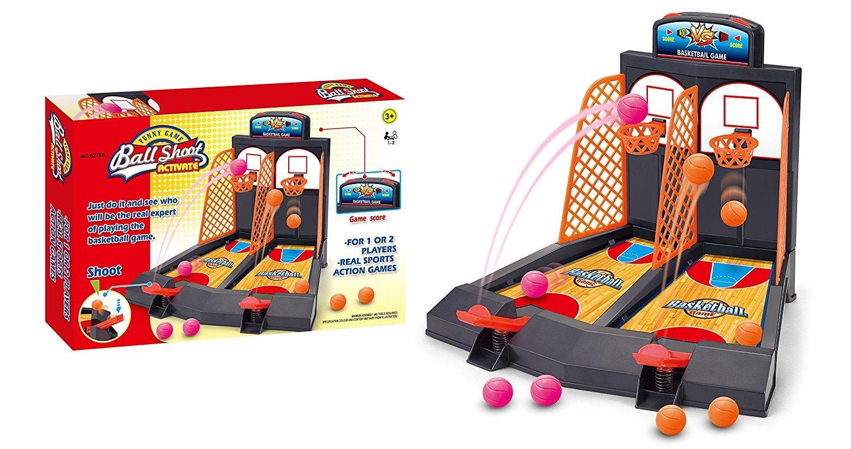 NEO+- Juego de Mesa Mini Basket (63788): Amazon.es: Juguetes y juegos