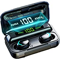 $29 » Musment Wireless Earbuds Bluetooth Headphones with Wireless Charing Case,HI…