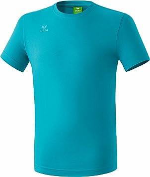 erima T-Shirt Teamsport - Camiseta de equipación de fútbol para niño  Amazon .es  Deportes y aire libre 01ee9bdf53023