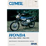 Clymer Honda Twins 250-350cc Manual M322