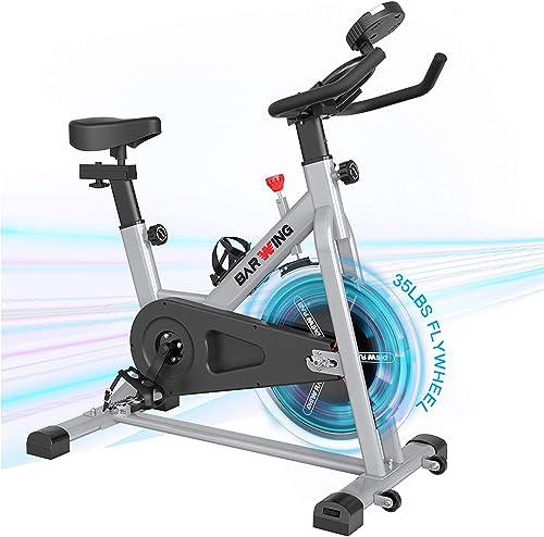 BARWING Exercise Bikes Stationary