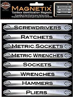 Harley-Davidson Magnetix 16 Piece Tool Box Identification Magnets  sc 1 st  Amazon.com & Amazon.com: Harley Davidson Patent Wall Art Prints - Set of Four ...
