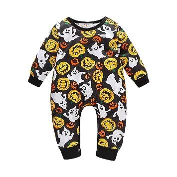 Amazon.com: 😊😊0-2 años bebé mono, 2019 recién nacido bebé ...