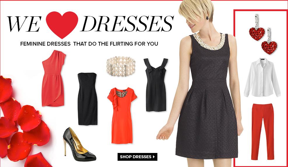 We <3 Dresses - Shop Dresses