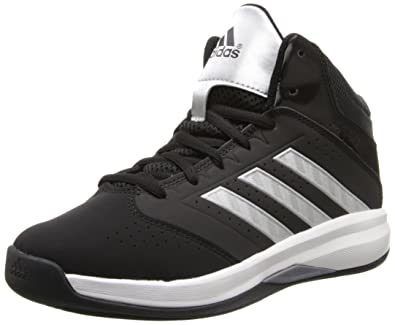 adidas Performance Isolation 2 K Basketball Shoe Little KidBig KidBlack