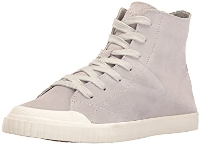Tretorn Womens MARLEYHI2 Sneaker       Light Grey Light Grey       4 Medium US