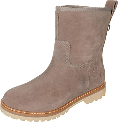 botte femme plate timberland