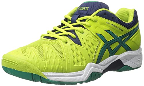 Asics Gel Resolution 6 GS 3,5