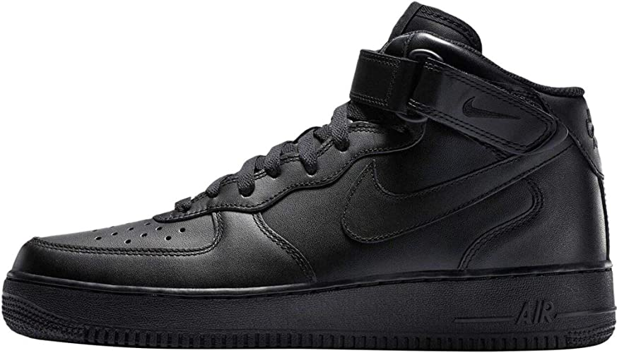 air force 1 uomo alte nere