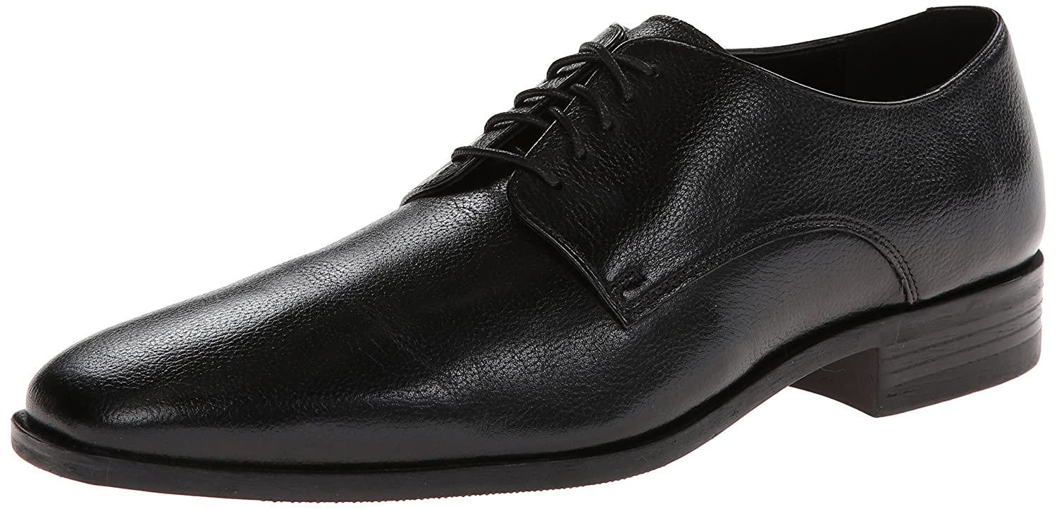 Amazon.com | Cole Haan Men's Kilgore Plain Toe Oxford, Black, 10.5 M US |  Oxfords