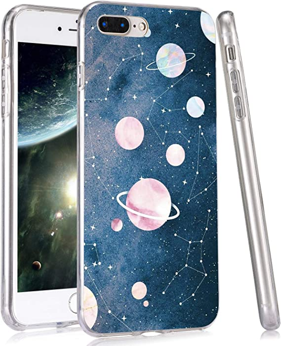 Space Planets Pattern iPhone 11 case