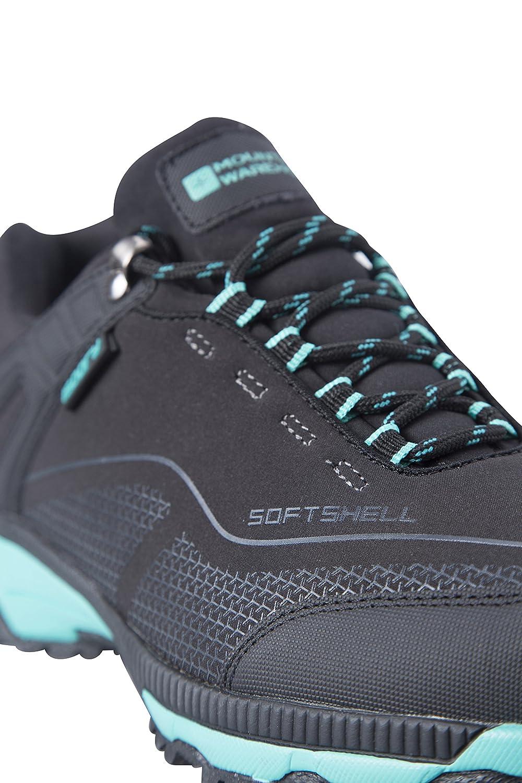Mountain Warehouse Collie Wasserfeste Schuhe für Damen Leichte ...