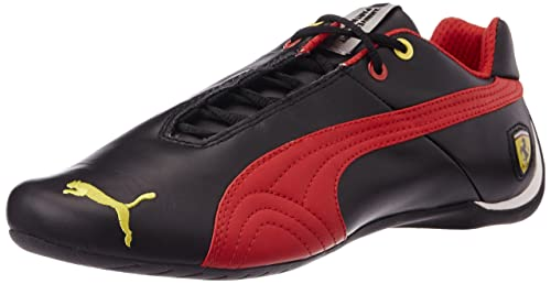 Puma Future Cat Leather SF 10 30547004 rosso scarpe basse