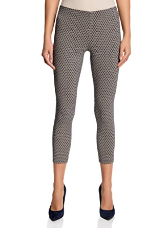oodji Ultra Damen Enge Stretch Hose