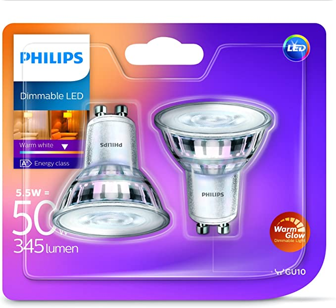 : Gu10 Led Dimmable Philips