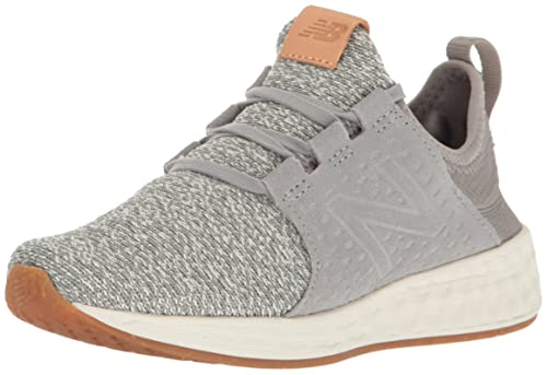 Grigio 40.5 EU NEW BALANCE FRESH FOAM CRUZ SCARPE SPORTIVE INDOOR DONNA GREY
