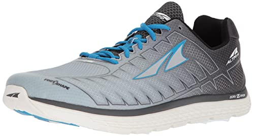 Altra One V3 Men's Road Running Shoe | Running, Road Racing, Speed Work | Zero Drop Platform, FootShape Toe Box, Light Weight Performance Shoe | Slip
