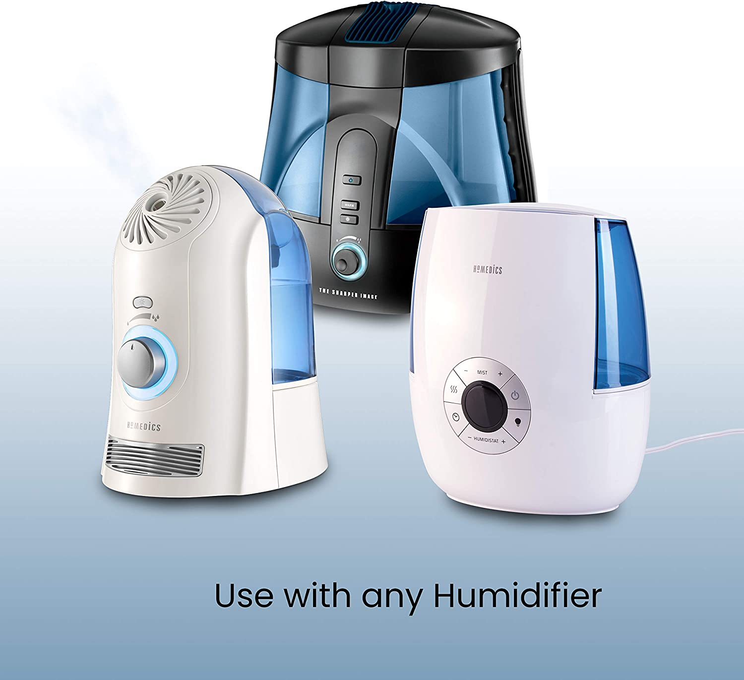 HoMedics® Warm & Cool Mist Ultrasonic Humidifier | buybuy BABY