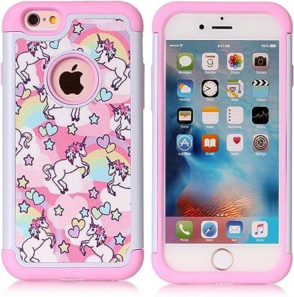 Back Liquid Unicorn iPhone Case - Well Pick