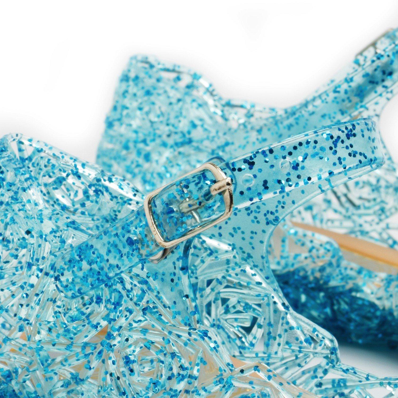 Elsa Es10 Principessa Cenerentola Tacco Katara Bambine Scarpe wAdZIq 2f24a7090fd