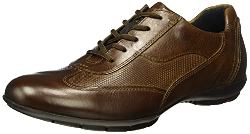 Lloyd Mens Andres LowTop Sneakers Brown Size 6