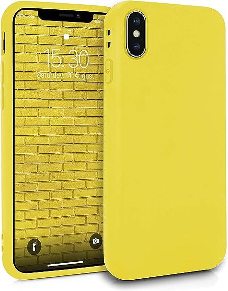 cover apple gialla