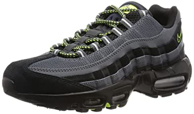 nike air max 95 nero and dark grey