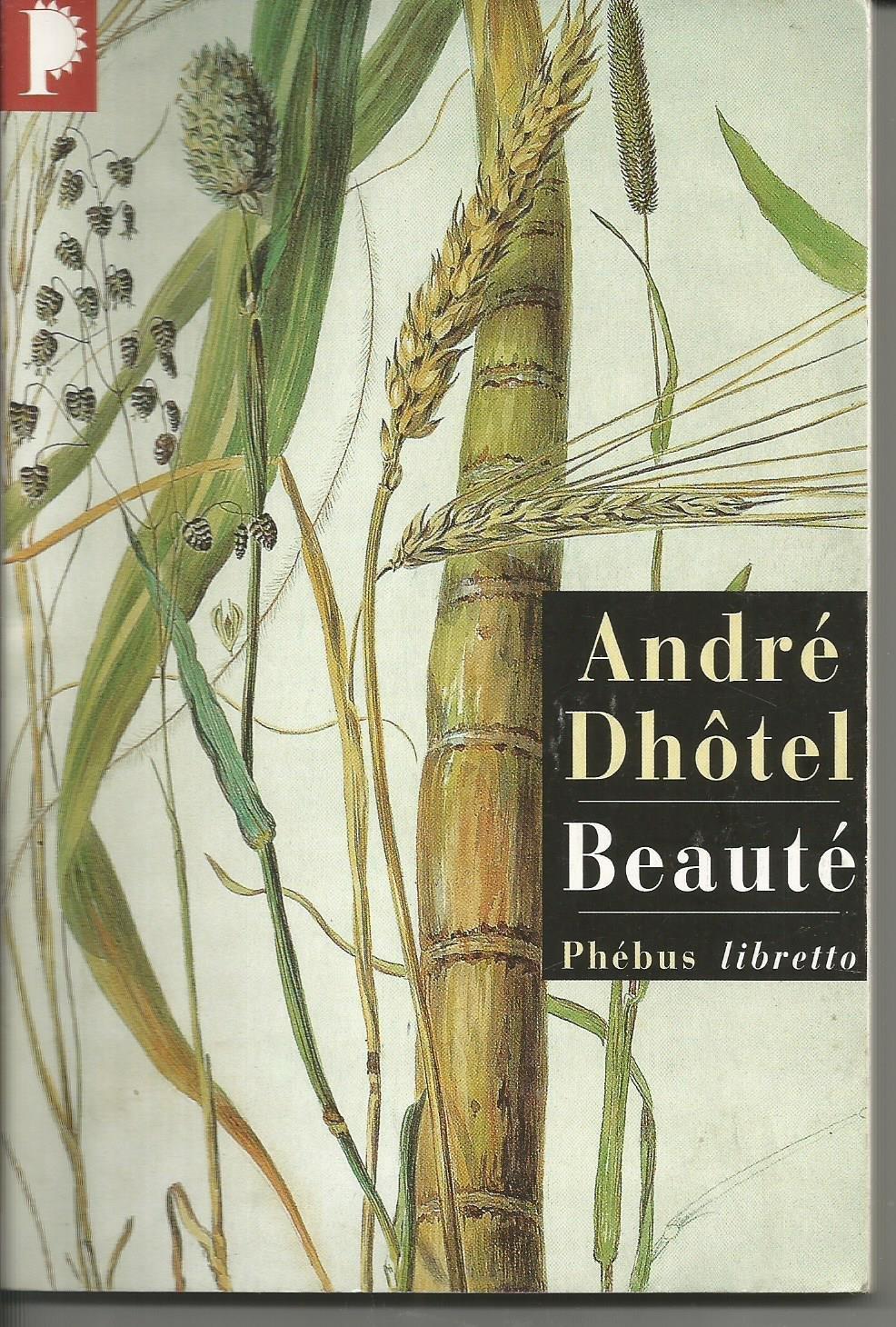 Beauté - André Dhôtel