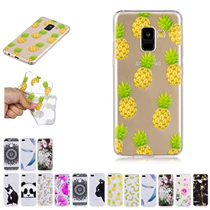 coque galaxy s7 ananas