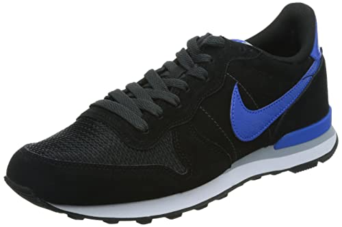 nike internationalist homme noire